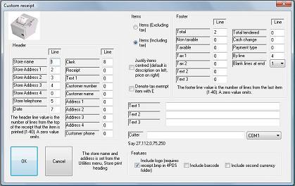 4-Shop POS software for Windows £29 99 Retail shop takeaway